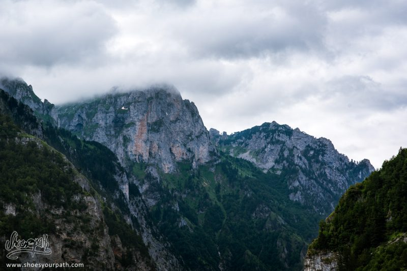 Peaks Of The Balkan - Albanie