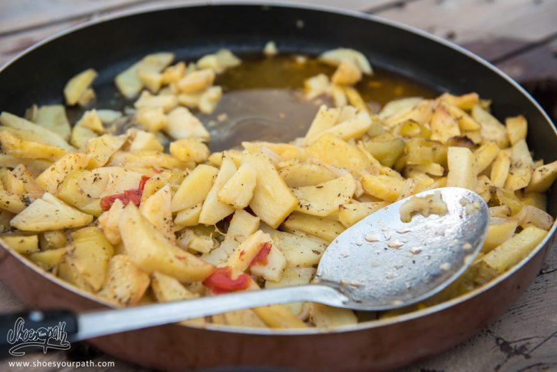 La Cuisine De La Kujtim Guesthouse