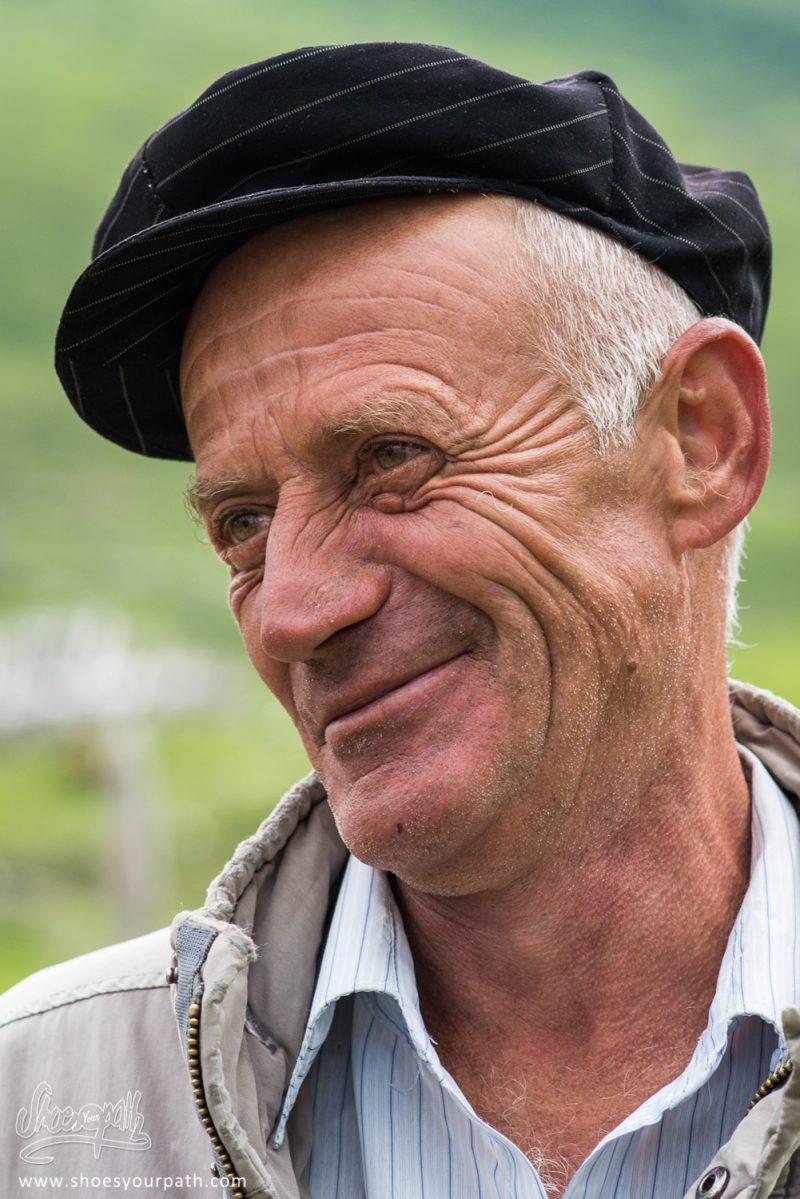 L'homme Au Large Sourire Et Au Raki De Doberdöl