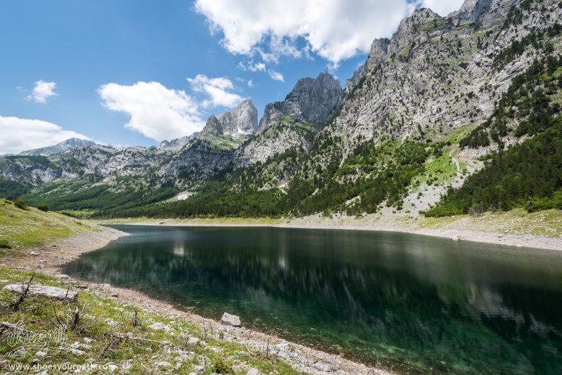 Lake Gjeshtarës - Peaks Of The Balkans