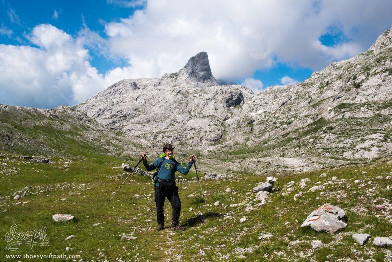 Posay Devant Le Mont Harapit #YOLO