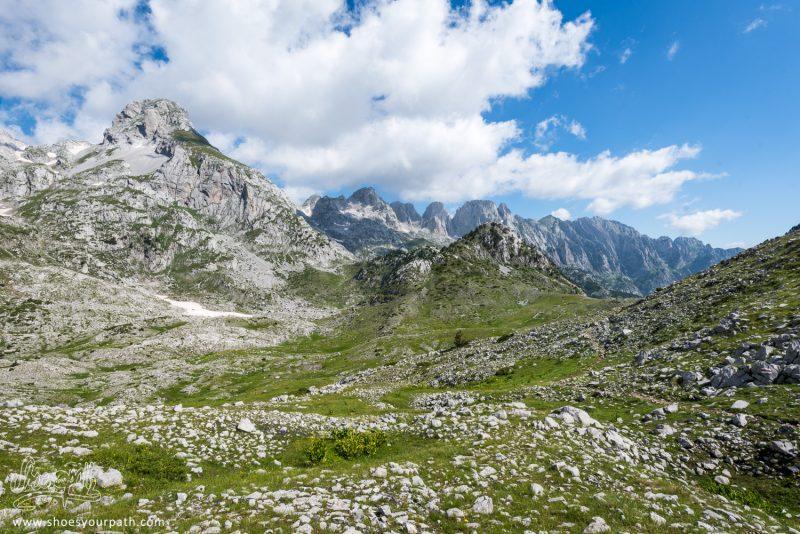Juste Avant Le Col De Pejës, Albanie - Peaks Of The Balkans