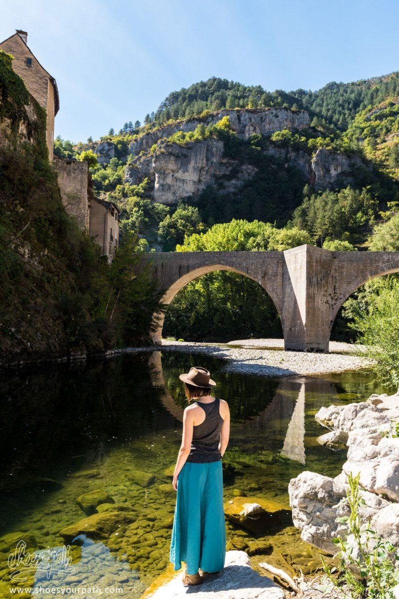 Les Gorges Du Tarn à Sainte-Enimie