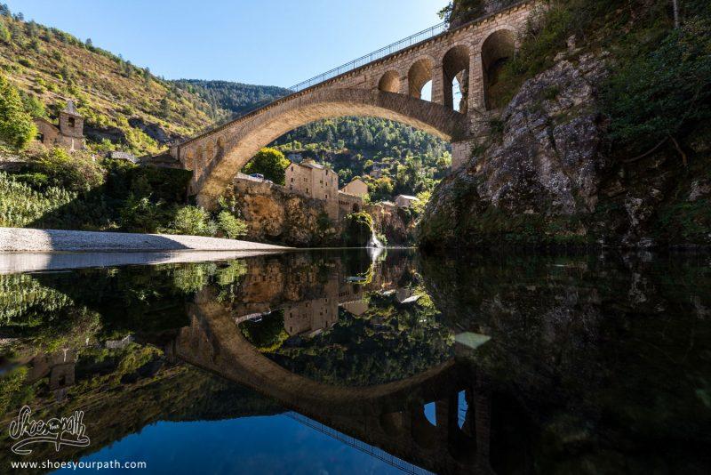 Le Vieux Pont De Saint-Chély-du-Tarn