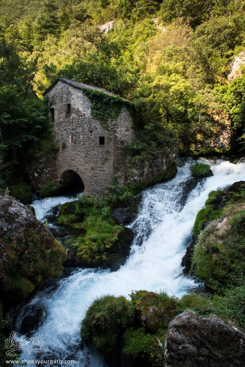 Moulins De La Foux, Gorges De La Vis - Navacelles, France