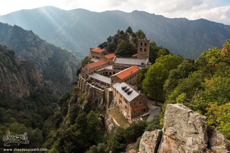 Monastère De Saint Martin Du Canigou - Pyrénées Catalanes