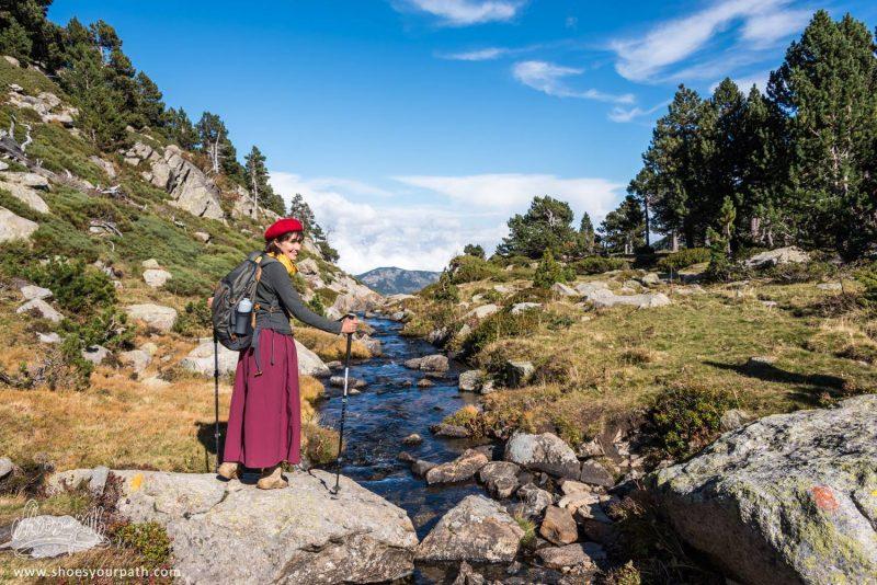 En Route Vers Le Pic De Madrès - Pyrénées Catalanes, France