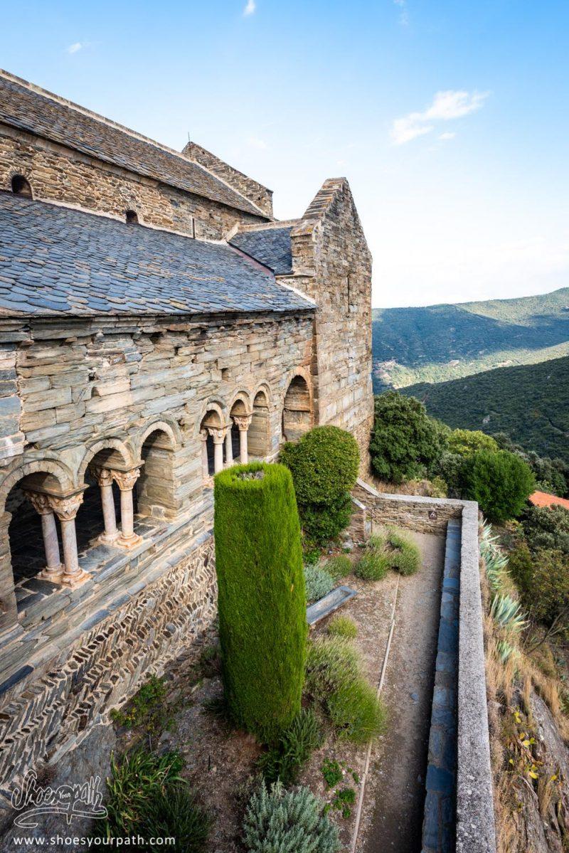 Prieuré De Serrabonne - Pyrénées Catalanes, France