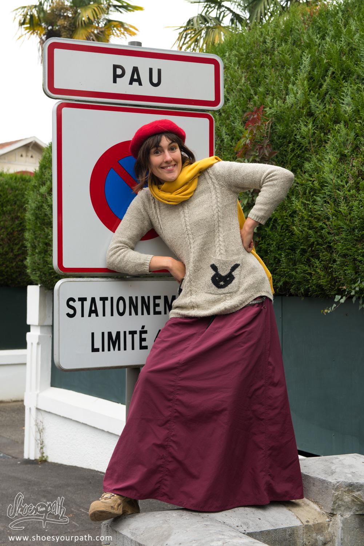 Mme Shoes - Mariette à la ville de Pau