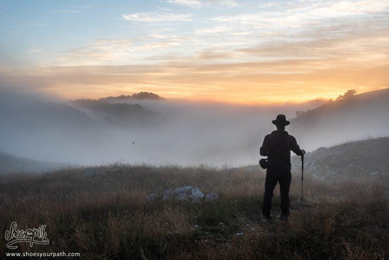 Repérage Dans Le Brouillard Du Vercors