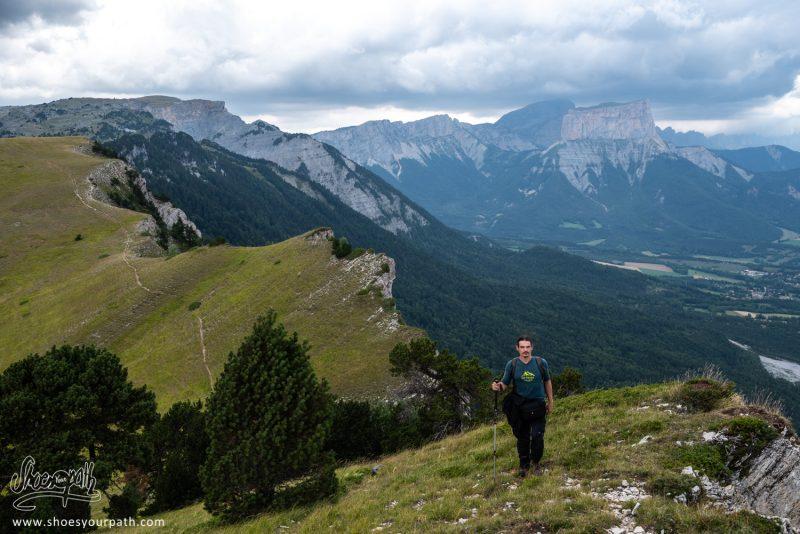 Balades Sur Les Crêtes Du Plateau Du Vercors Entre Deux Averses