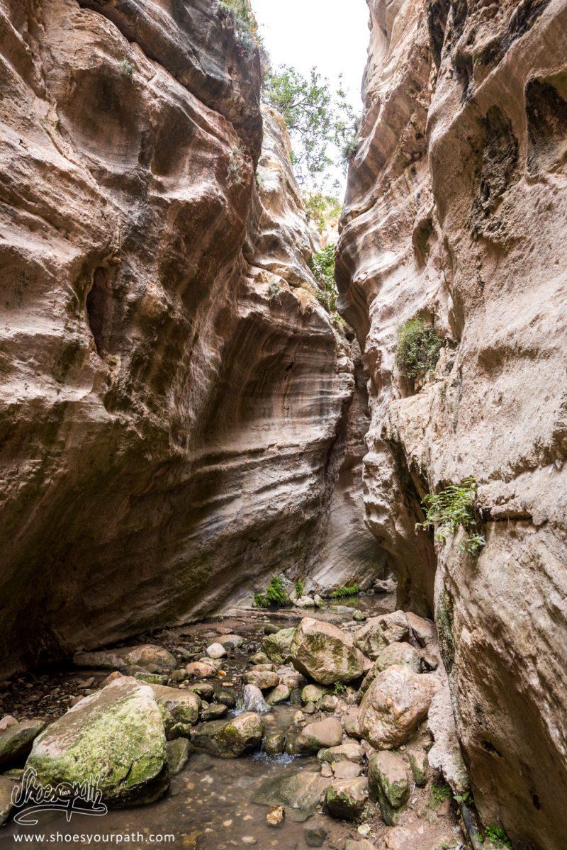 Randonnée Dans Les Gorges D'Avakas
