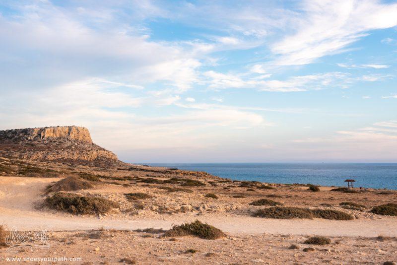 La Côte De Cape Greco - Chypre