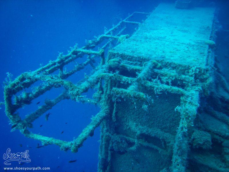 Plongée Sur L'épave Du Zenobia à Larnaca- Chypre