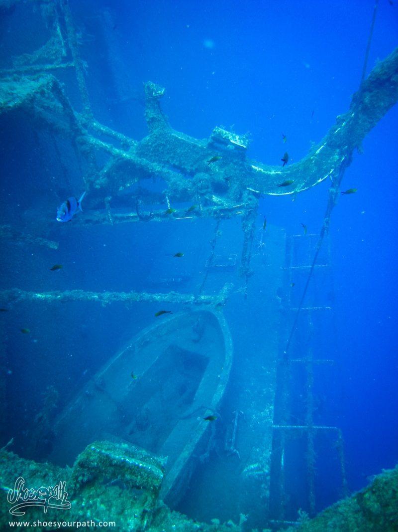 Les Canots De Sauvetage Du Zenobia... - Chypre