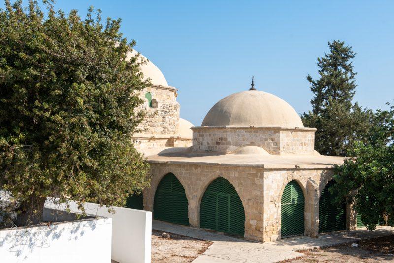 Mosquée Hala Sultan Tekke à Larnaca - Chypre