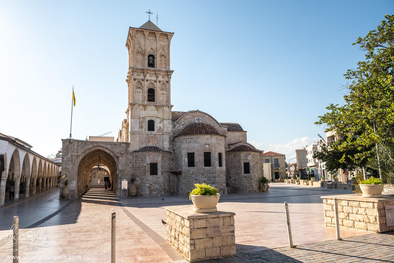 Saint Lazarus church of Larnaca - Cyprus