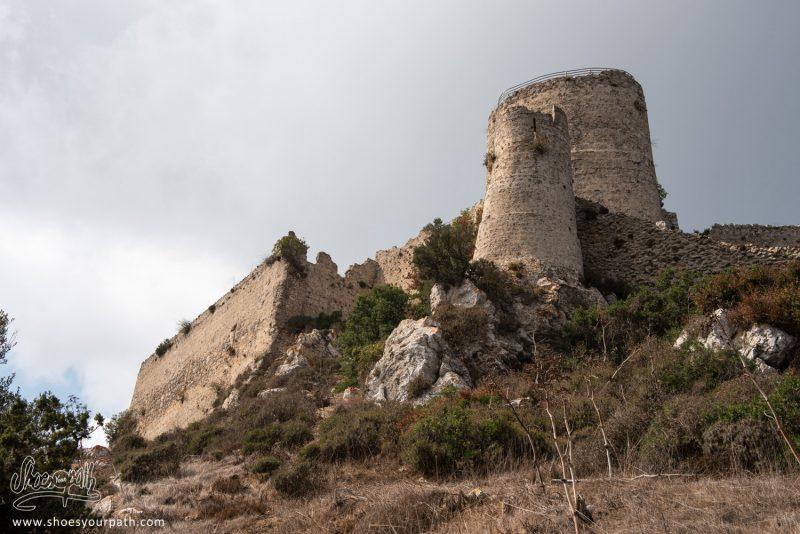 En Arrivant Au Château De Kantara