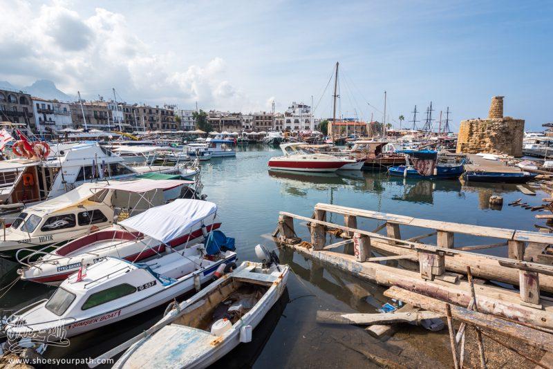 Le Petit Port Fortifié De Kyrenia