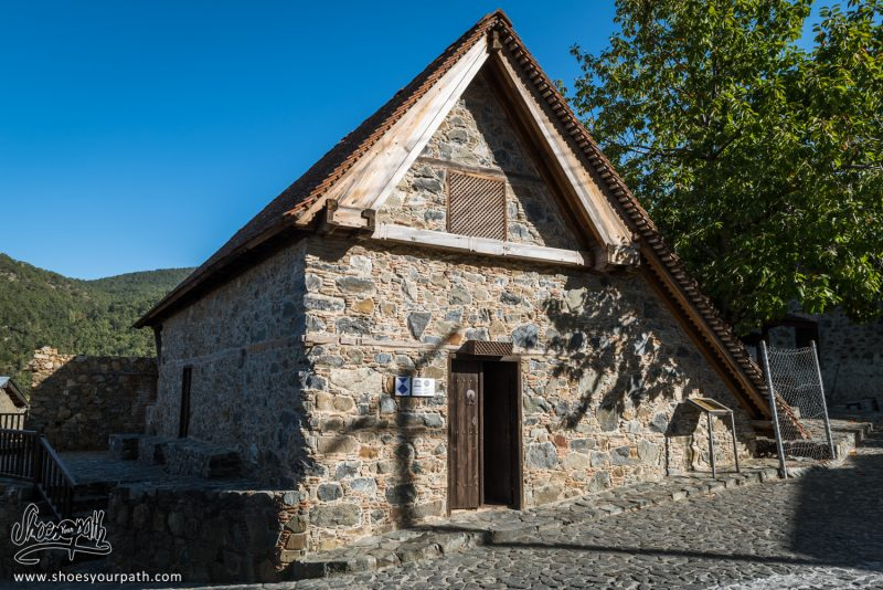 La Chapelle De Saint Michel Archange à Pedoulas