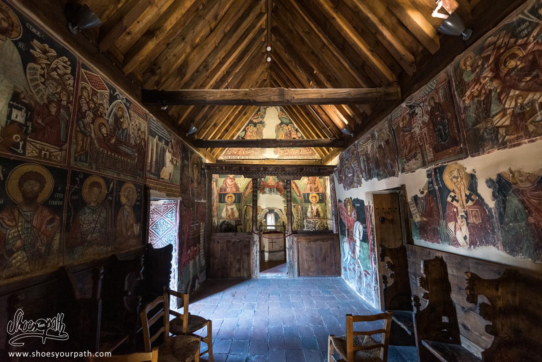 Chapel of Saint Michael Archangel in Pedoulas - Cyprus