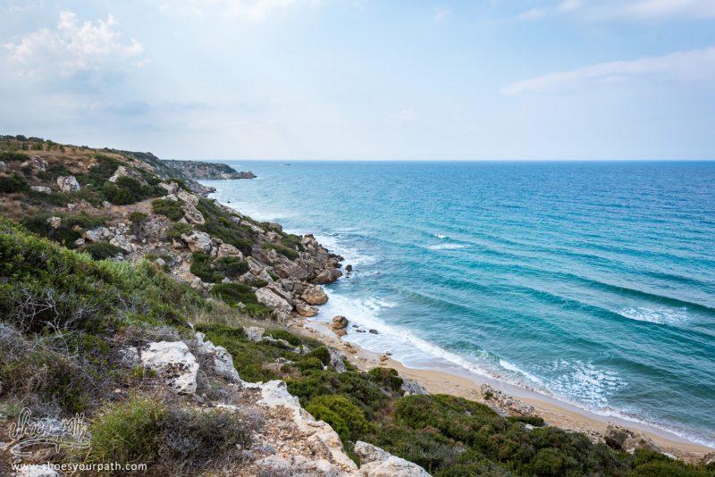 Les Plages Idylliques De La Péninsule De Karpaz à Chypre Du Nord